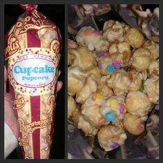 Cupcake Popcornopolis (got it at Old Navy)