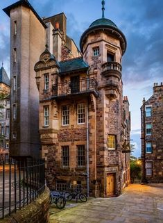 The Writers Museum, Edinburgh, Scotland, UK - Joe Daniel Price. Edinburgh is a fantastic place to go! Places Around The World, Oh The Places You'll Go, Places To Travel, Places To Visit, Around The Worlds, England And Scotland, Scotland Uk, Scotland Trip, Scotland Funny