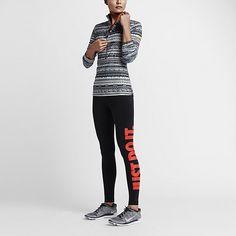 Nike Pro Warm 8 Bit Half-Zip Women's Training Top. Nike.com