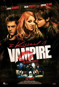 Vampire+movies | Kissed a Vampire Movie Poster - 2010