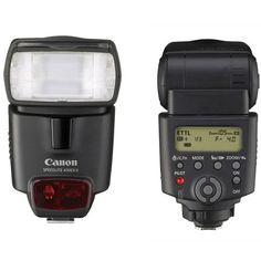 Flash Canon 430EX II - I have one of these to use as back up to my two 580ex II flashes.