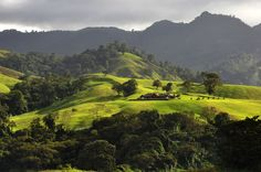 Hillside , Cartago, Costa Rica