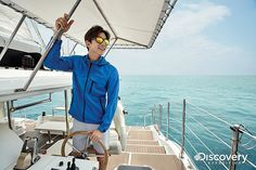 Gong Yoo - Discovery 2015 summer