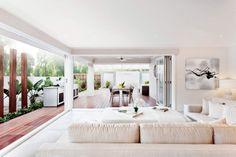 Living space - open alfresco  Layout idea, Gorgeous