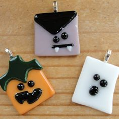 Vampires Pumpkins & Ghosts Oh My.... by artisticflair on Etsy
