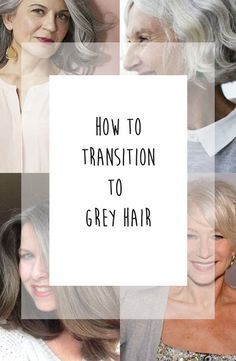 Ditch the dye and embrace the grey