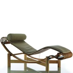 Tokyo Chaise Longue, 1954 - Cassina, Charlotte Perriand,