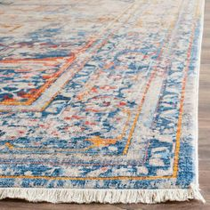 VTP438B Rug from Vintage Persian collection.