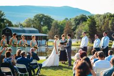 The Kaaterskill Wedding with Heather+Scott, Wedding Ceremony