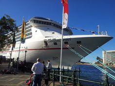 What to take on an Australian Cruise: Carnival Spirit