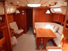 2006 Hallberg-Rassy 48 Sail Boat For Sale - www.yachtworld.com