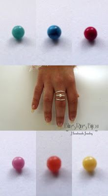 Bling Ring - Bijou: Anel Lebasi