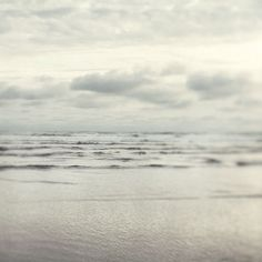 Silver Shores  Beach Photography Muted par EyePoetryPhotography, $30.00