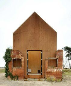 The Dovecote Studio [Haworth Tompkins Architects]