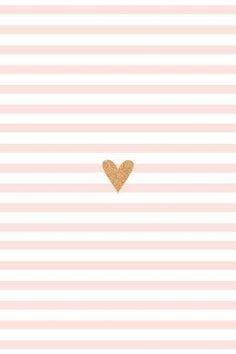Stripes and heart