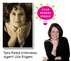 Ask  Lilla Rogers about art licensing