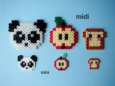 DIYs with Mini Hama Beads. Does Perler make mini beads?