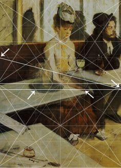 The Absinthe Drinker, by Degas: Analyzed #absinthe #degas #painting #analyzed #masterpiece