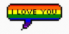 Love Png, I Love You, My Love, Text Messages, Bubbles, How To Remove, Rainbow, Graphics, Letters