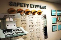 VisionMakers Safety Eyewear Display