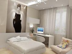 Метки: дизайн интерьера маленькой спальни 2015-2016, дизайн интерьера спальни 2015-2016, маленькая спальня 2015-2016, модный дизайн маленькой спальни