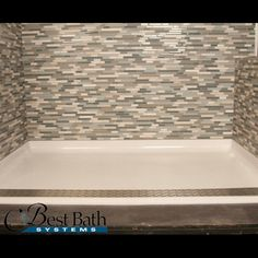 A Best Bath Pan Is Great Leak Free Option For Shower With Tile The Trench Drain Adds Modern Alternative To Traditional Center
