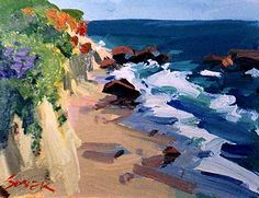 Charles Sovek, Artist and Author | Favorites - Oil Paintings