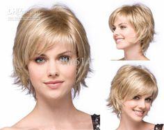 Wholesale Hair Wig - Buy Fashion Women's Short Hair Wig Silvery ...