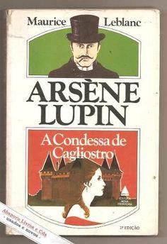 a condessa cagliostro - arsène lupin - maurice leblanc