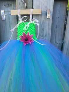 12-24 month floor length fairy tutu dress. $18 plus shipping