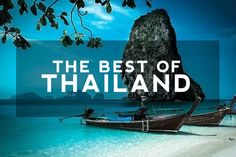 If you're wondering what to do in Thailand, then look no further. We've gathered the Best of Thailand in this board for you, from inspirational travel photos to practical tips || Find all your worldly travel inspiration at: hiptraveler.com - your journey begins here