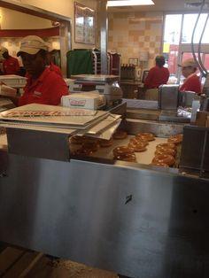 Jacksonville @ Krispy Kreme Doughnuts