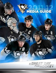 Pittsburgh Penguins Official 2011-12 Media Guide [1st Part] (NHL 2011-12 Media Guides)