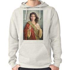 Dua Lipa Jesus Hoodie (Pullover)