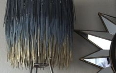 A DIY Anthropologie-Inspired Zip Tie Lamp Shade — Little Glass Box