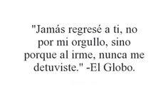 Att. El Globo.