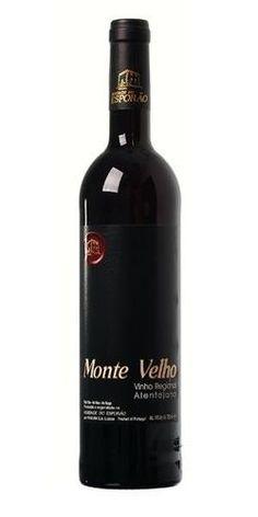 Monte Velho Portuguese red wine - Alentejano