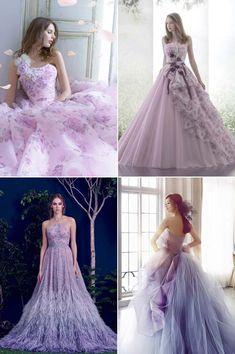 Gợi ý 6 sắc màu váy cưới đẹp lộng lẫy - aocuoiaz