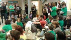 Marea de encierros en colegios e institutos de toda España