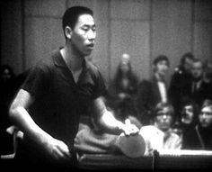Chinese Ping Pong. Jorgen Leth. Dinamarca. 1972.