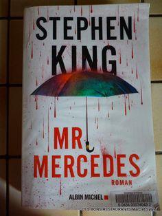 Stephen KING-Mr Mercedes!