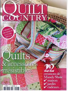 7  Quilt Country Hors-  Nº 7 -small gift items, with 71  pages - Álbumes web de Picasa