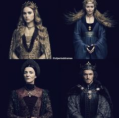 The White Princess So sad it's over :( I need more Tudor History!!!