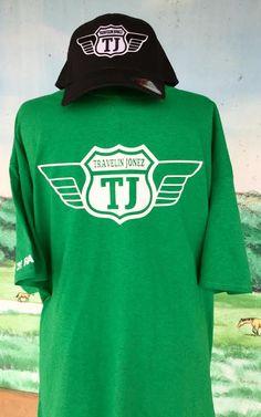 Travelin Jonez Logo T Shirts
