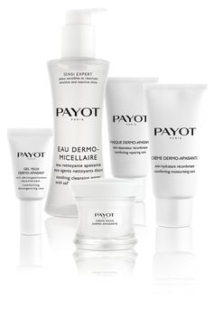 Payot Sensi Expert - Complete product range - Such a nice range for sensitive skin :)