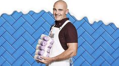 Stylishly outfitted in a Cargo Crew Apron. They'll bake. They'll create. But only one will rise. Meet the Dessert Makers hoping to impress the Patissier of Pain, Adriano Zumbo. Zumbo's Just Desserts, Adriano Zumbo, Dessert Makers, White Apron, Bib Apron, Apron Designs, Best Wear, Product Label, Back Strap