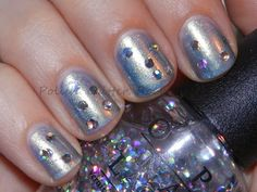 Polish. Glitter. Rock & Roll!: OPI I Snow You Love Me