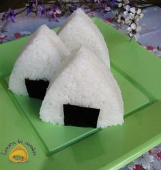 Onigiri ricetta giapponese