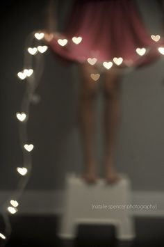 """""""With too much love for one heart, she wished for a string of them..."""""""