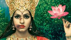 """A devastating new ad campaign from """"Save Our Sisters,"""" an anti-sex trafficking initiative, illustrates India's growing problem with domestic violence by featuring women from Indian mythology as victims of physical abuse. Just last year, 244,270 crimes against women were reported in India, though the number of unreported crimes is likely much higher."""